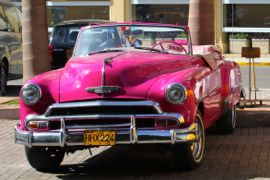 Classic Car Havana Tour example
