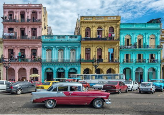 See beautiful Havana on a Full Day Havana Tour
