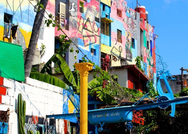 Visit Callejon de Hammel on a Havana Afro-Cuban Tour