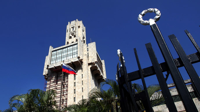 Russian Embassy In Argentina Russian 71
