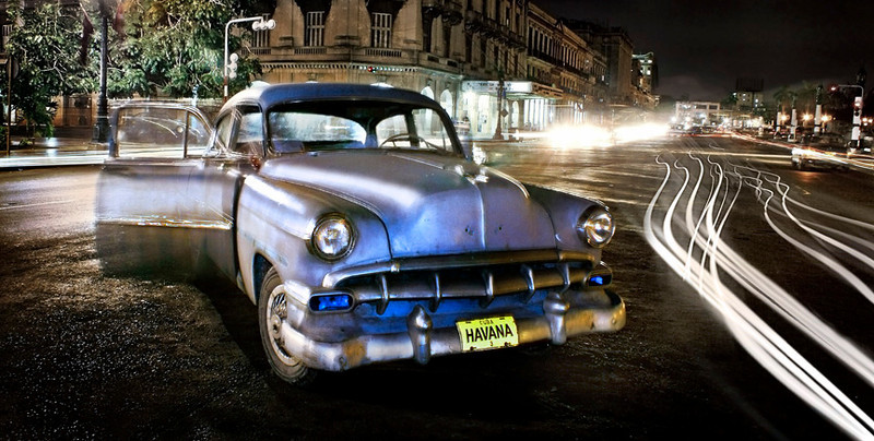 Havana Car Pano-L