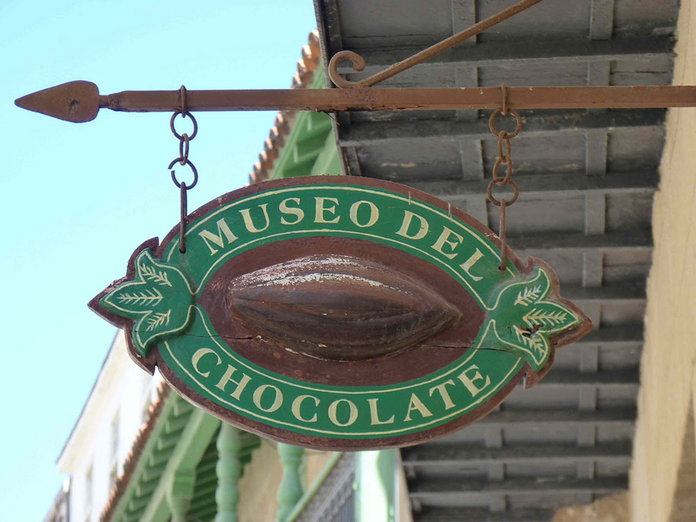 Museo del Chocolate 1