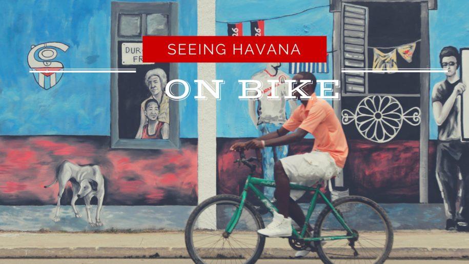 Havana on bike