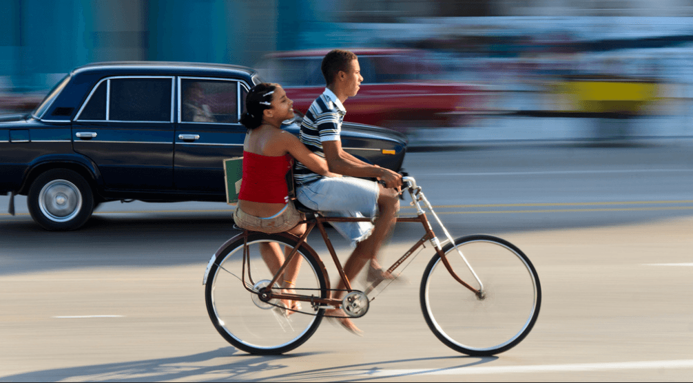 havana on bike