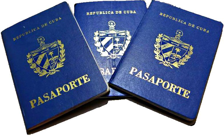 cuba passport