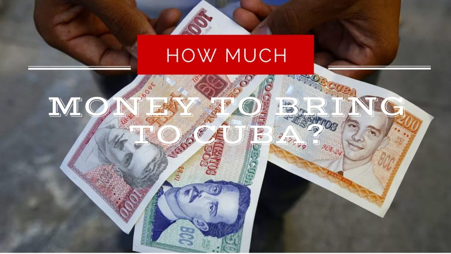 How Much Money To Bring Cuba