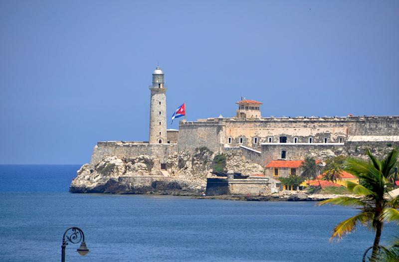 cuban castle