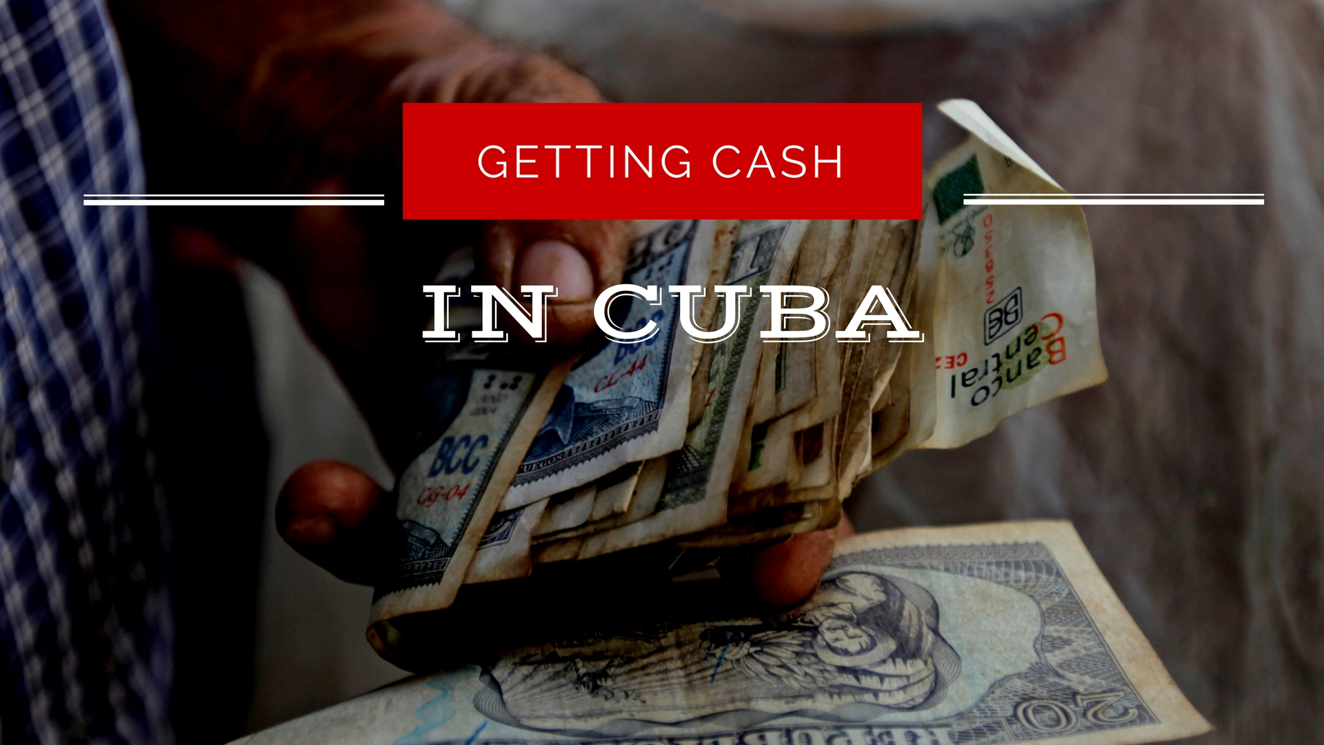 Getting Cash In Cuba The Art Of Managing Your Money Wiring To Denmark