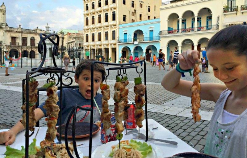 Havana with Kids